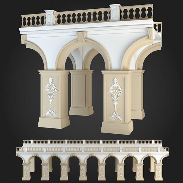 Arcade 001 - 3DOcean Item for Sale