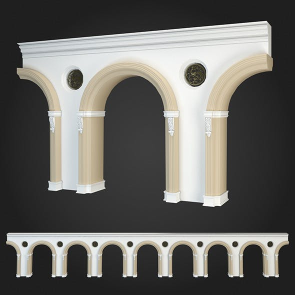 Arcade 005 - 3DOcean Item for Sale