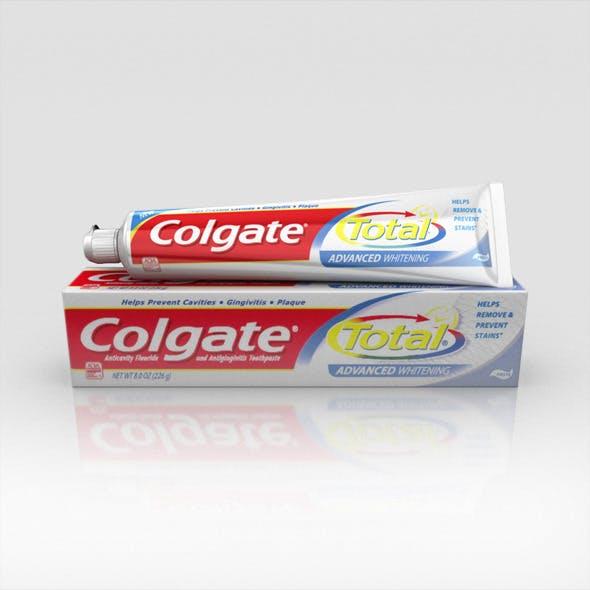 Colgate total - 3DOcean Item for Sale