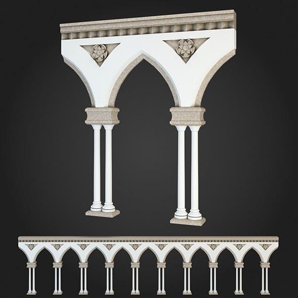 Arcade 019 - 3DOcean Item for Sale