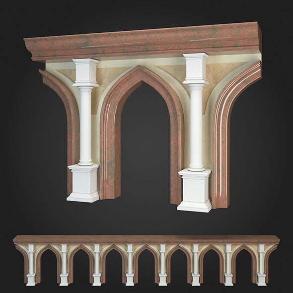 Arcade 022 - 3DOcean Item for Sale