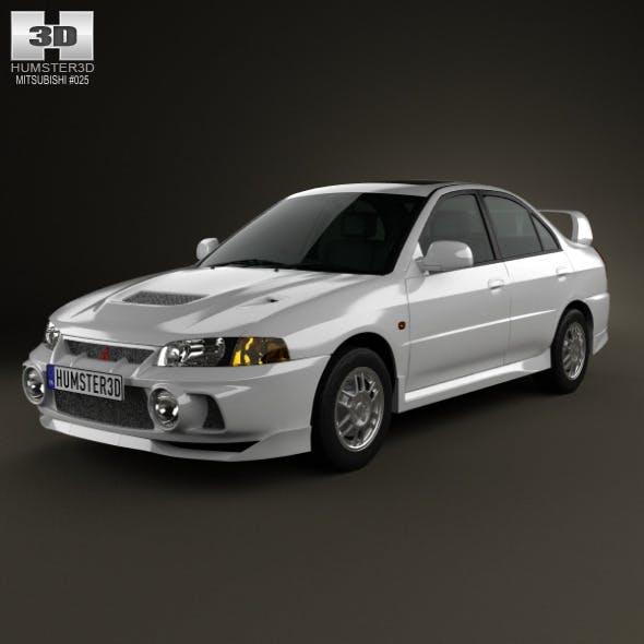 Mitsubishi Lancer Evolution 1997