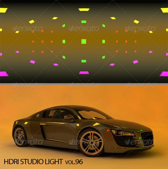 HDRI_Light_96 - 3DOcean Item for Sale
