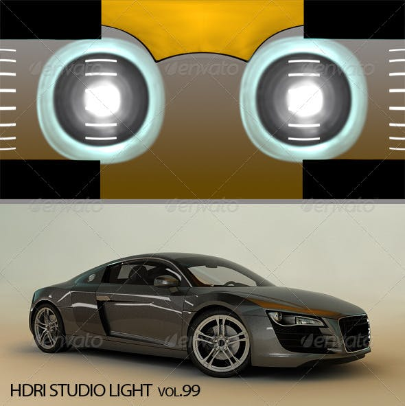 HDRI_Light_99 - 3DOcean Item for Sale