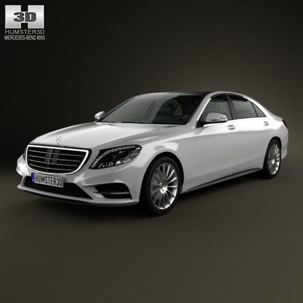 Mercedes-Benz S-Class (W222) 2014 - 3DOcean Item for Sale