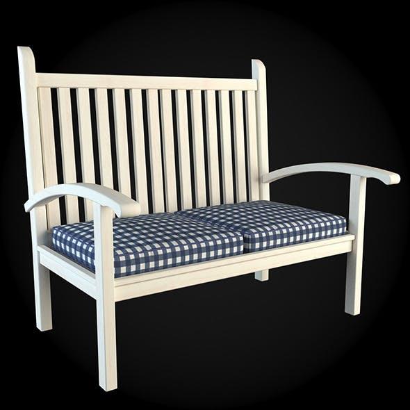 Garden Furniture 010 - 3DOcean Item for Sale