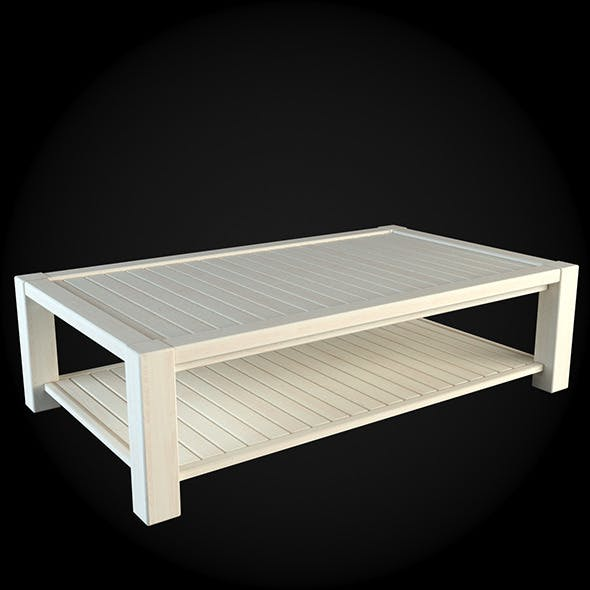 Garden Furniture 011 - 3DOcean Item for Sale