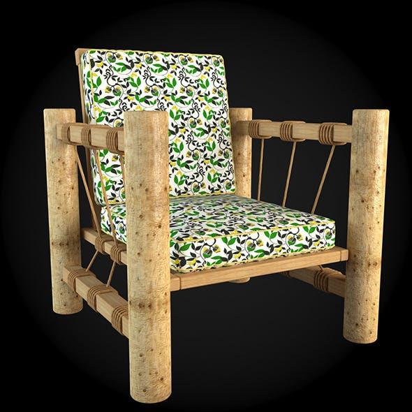 Garden Furniture 012 - 3DOcean Item for Sale