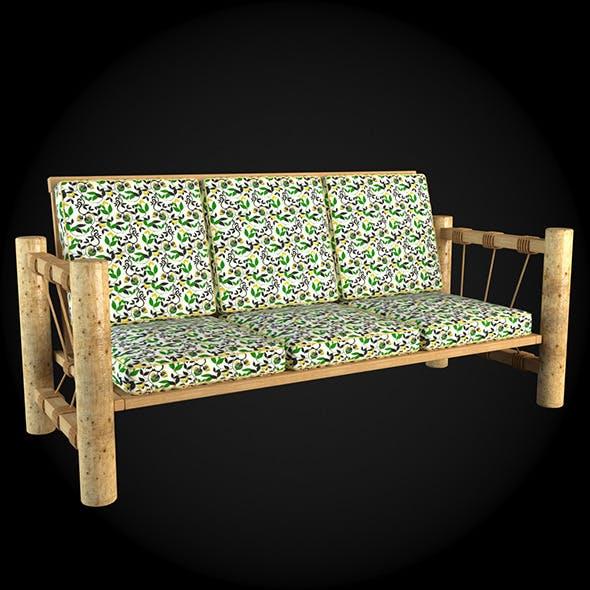 Garden Furniture 013 - 3DOcean Item for Sale