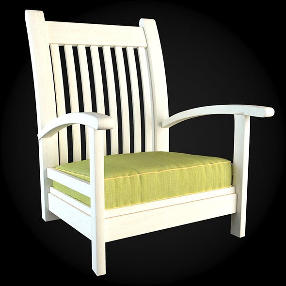 Garden Furniture 014 - 3DOcean Item for Sale