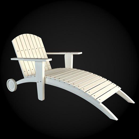 Garden Furniture 024 - 3DOcean Item for Sale