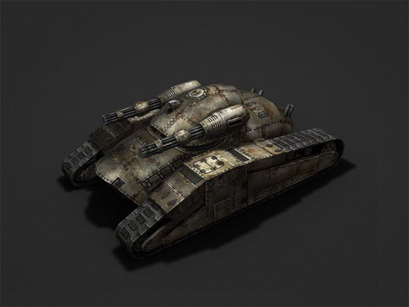 Sci-Fi Military Pack Pro - 3DOcean Item for Sale