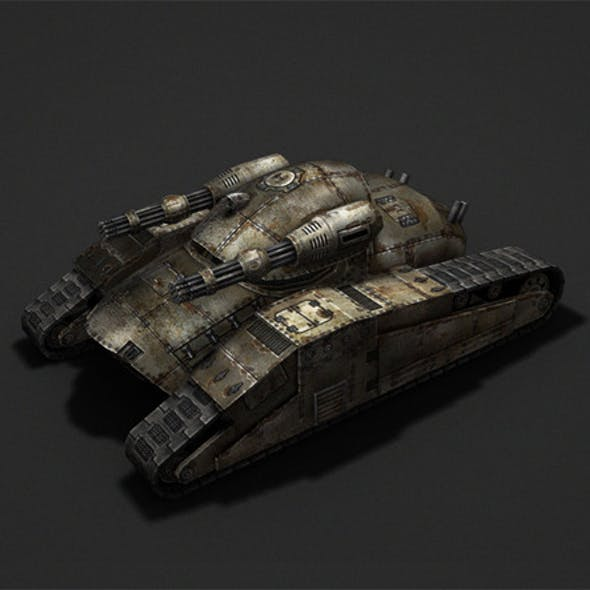 Sci-Fi Military Pack Pro