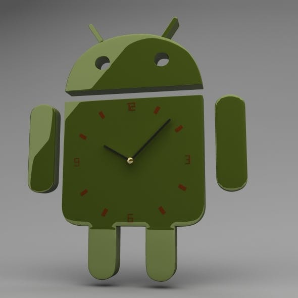 Android Clock