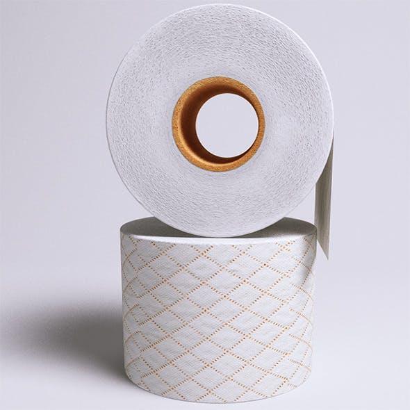 Toilet Paper (VrayC4D)
