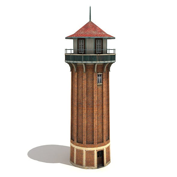 Tall Water Tower