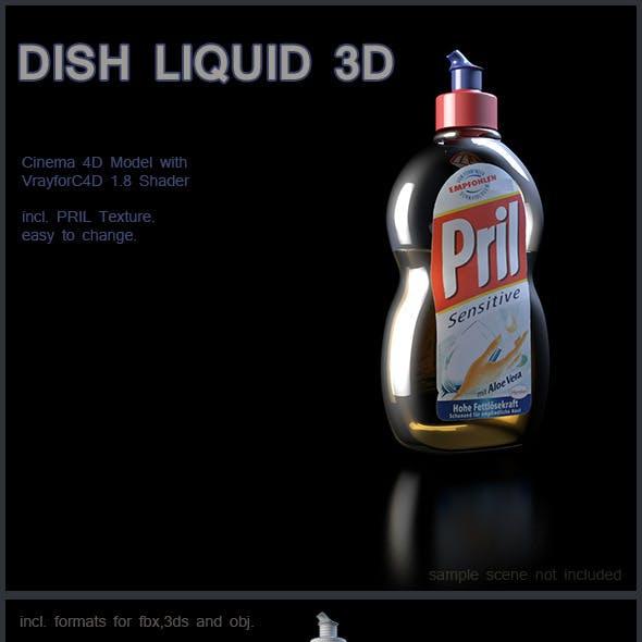 Pril Dish Liquid