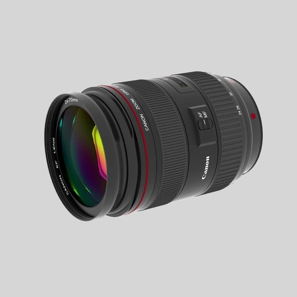 Canon EF 24 70 f/2.8 L USM