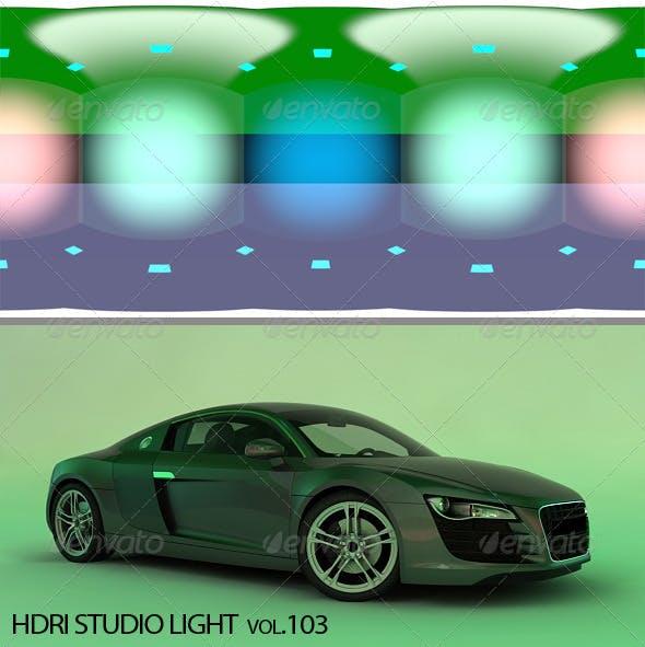 HDRI_Light_103 - 3DOcean Item for Sale