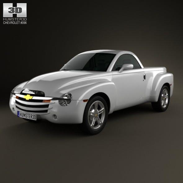 Chevrolet SSR 2003 - 3DOcean Item for Sale