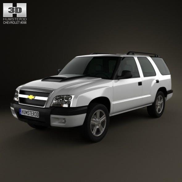Chevrolet Blazer (BR) 2008
