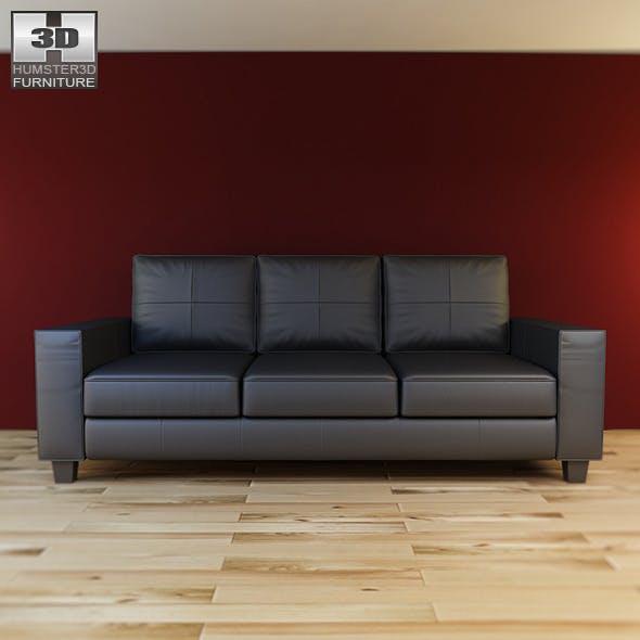 IKEA SKOGABY sofa - 3D Model. - 3DOcean Item for Sale