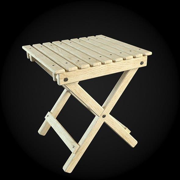 Garden Furniture 034 - 3DOcean Item for Sale