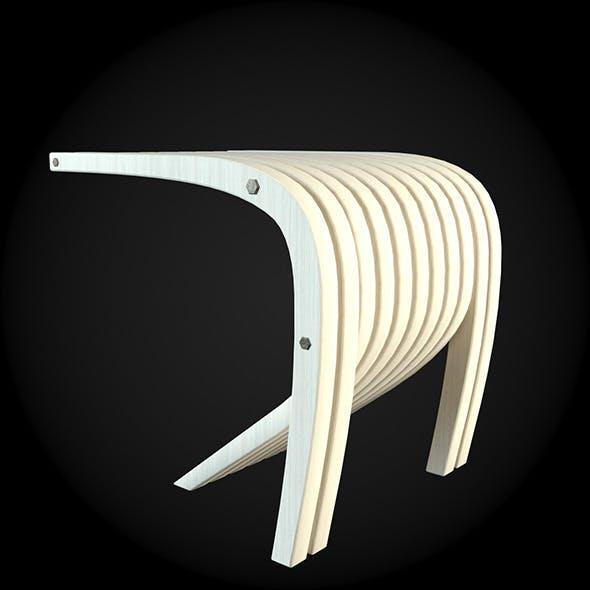 Garden Furniture 043 - 3DOcean Item for Sale