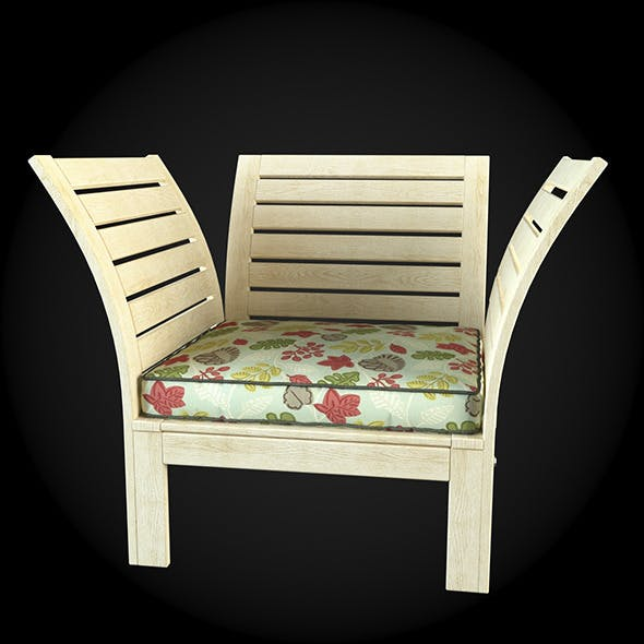 Garden Furniture 048 - 3DOcean Item for Sale