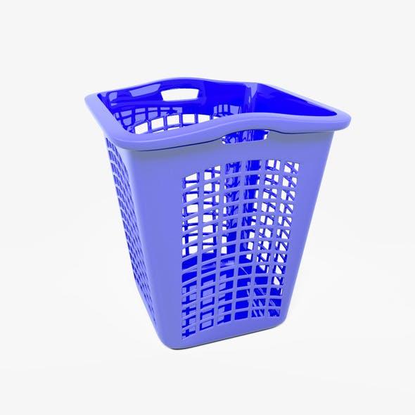 Laundry Basket - 3DOcean Item for Sale