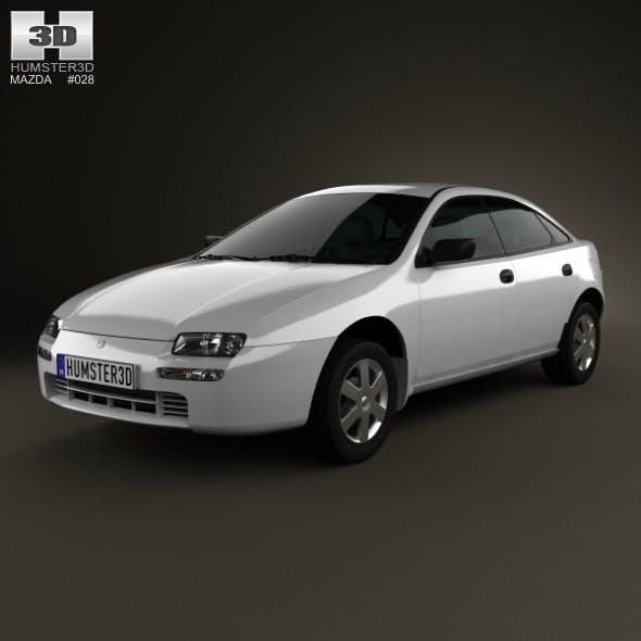 Mazda 323 (Familia) 1994