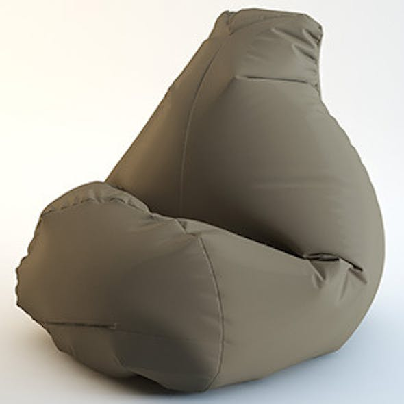 Sacco pouf seating