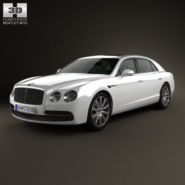 Bentley Flying Spur 2014 - 3DOcean Item for Sale