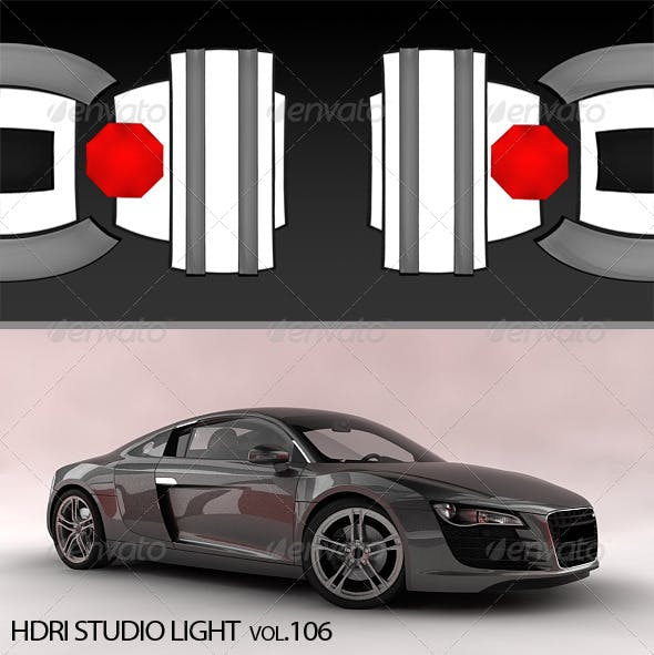 HDRI_Light_106 - 3DOcean Item for Sale