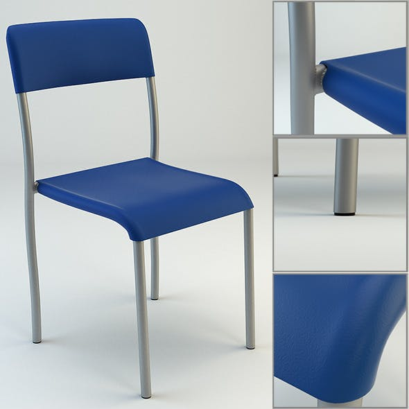 Ale Chair by IDF - 3DOcean Item for Sale