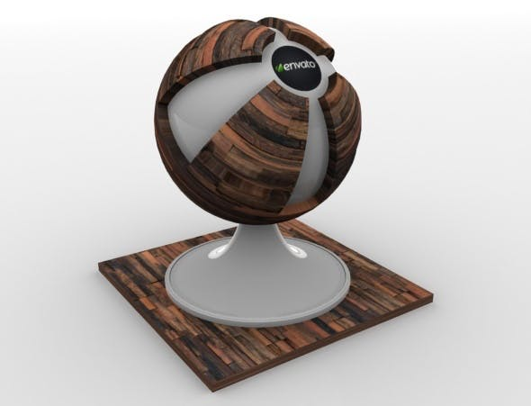 Wood Pack 1 - 3DOcean Item for Sale