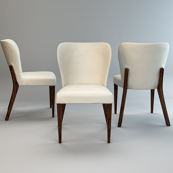 Empa Chair by Alexandra Pires - 3DOcean Item for Sale