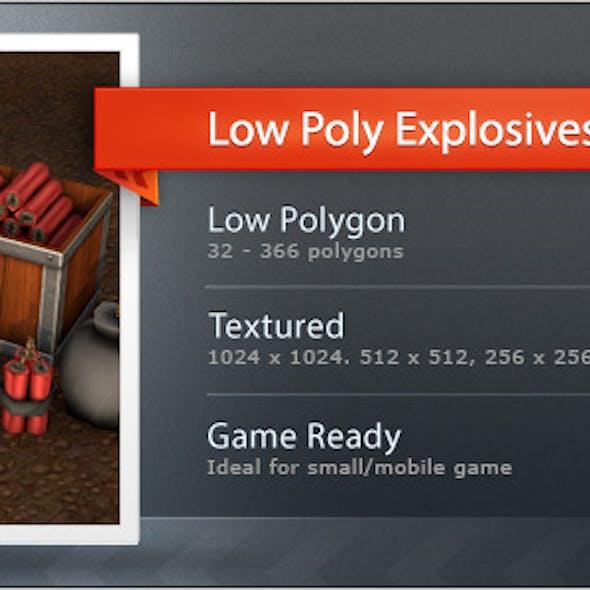 Explosives Pack L1