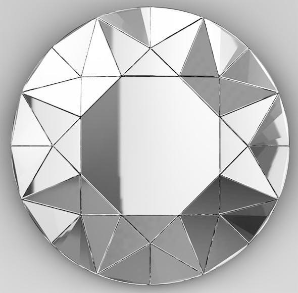 Dream Mirror by Gallotti&Radice - 3DOcean Item for Sale