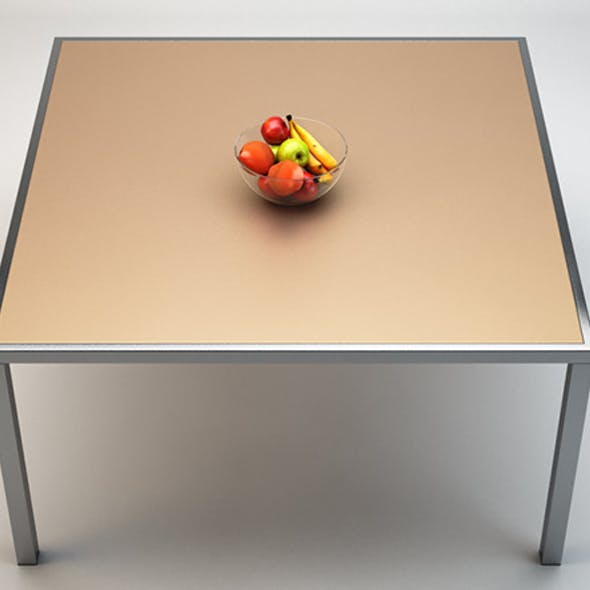 Smart Table by Gallotti&Radice