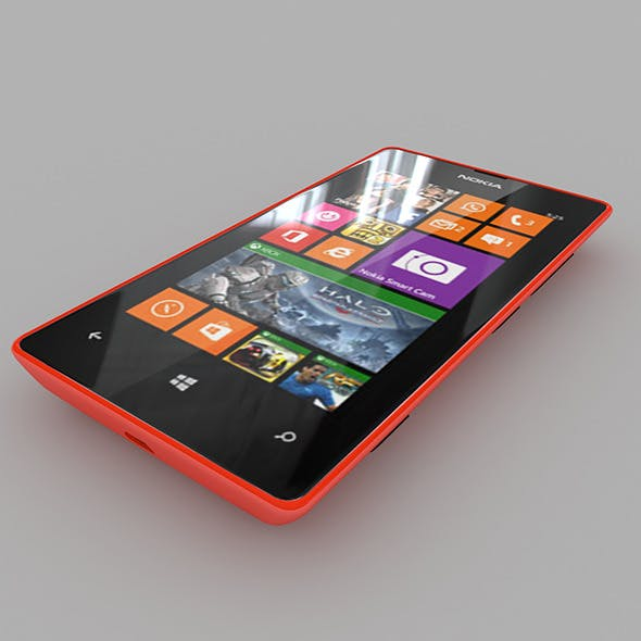 Nokia Lumia 525 Red