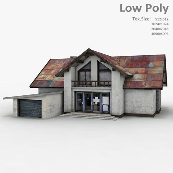 Building 005 - 3DOcean Item for Sale