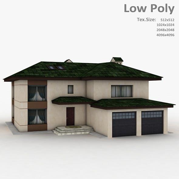 Building 007 - 3DOcean Item for Sale
