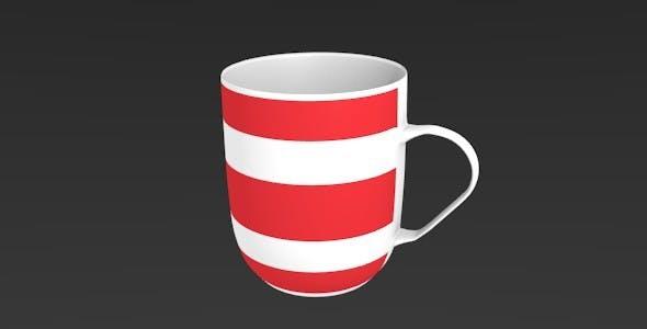 A Mug - 3DOcean Item for Sale