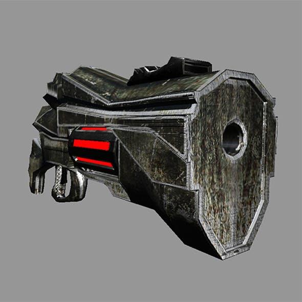 Sci-Fi Gun #1 (1 of 5)
