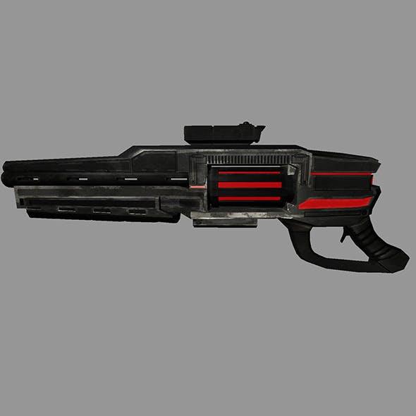 Sci-Fi Gun #2