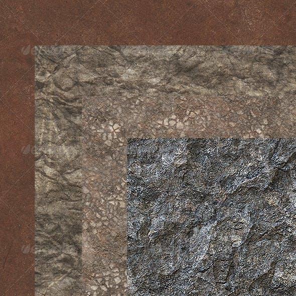 Landscape Textures - Rock, Wasteland