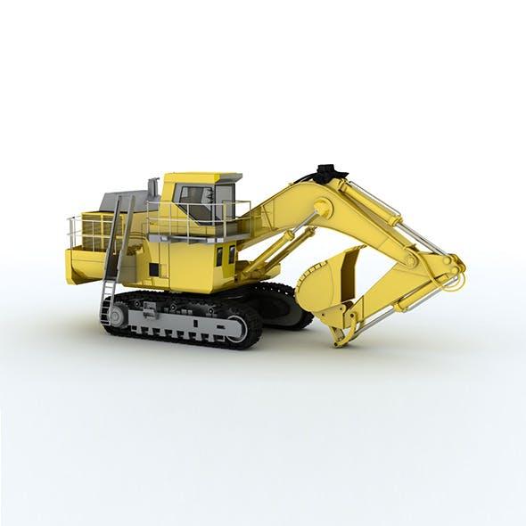 Pc-2000 Construction truck CATERPILLA