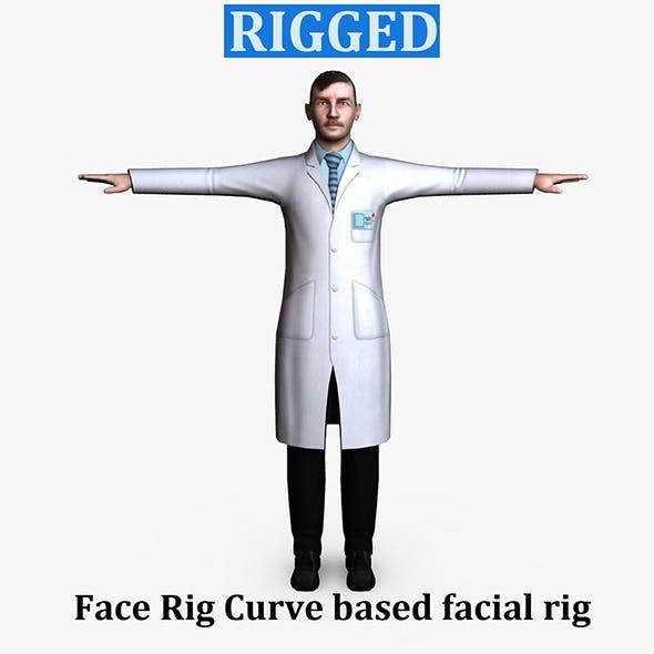 Surgeon Male 01