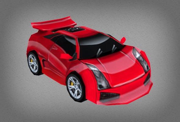 Speed Car - 3DOcean Item for Sale